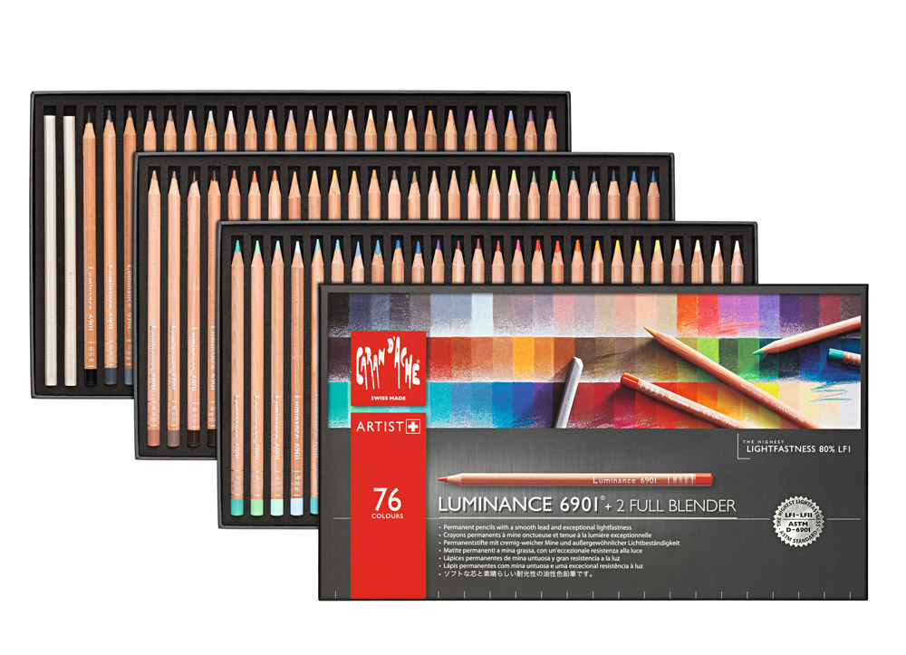 Luminance 6901 sets en kisten