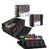 W&N Brushmarkers sets