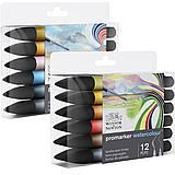 W&N watercolourmarker sets
